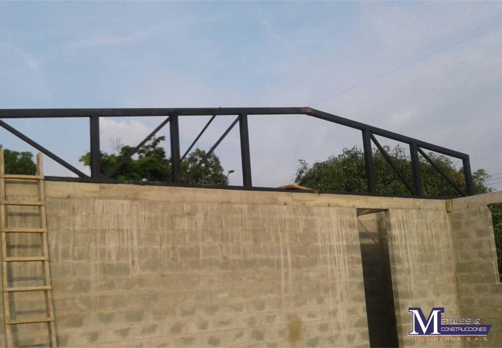 Estructuras Metales y construcciones 2001