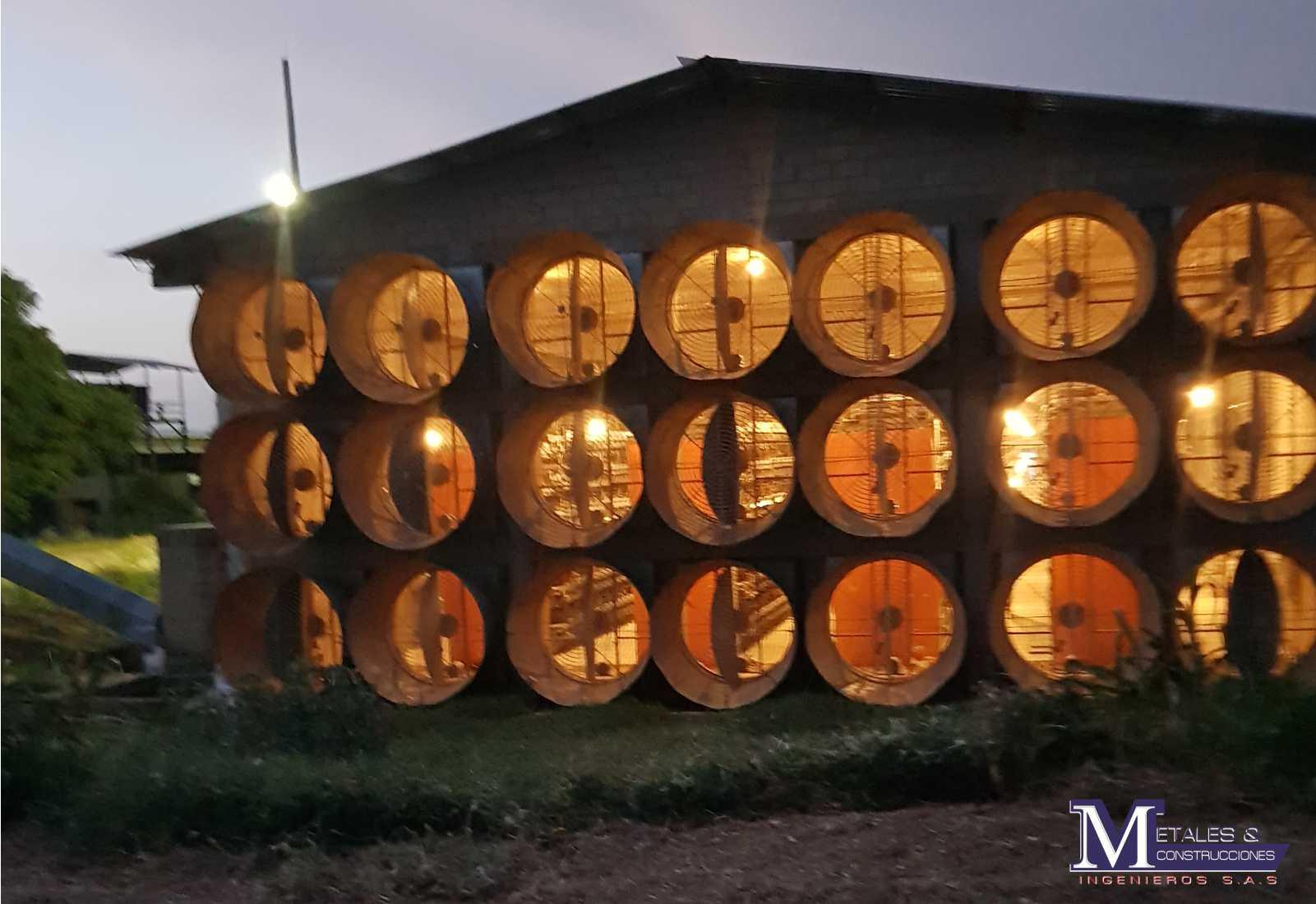 Ambiente Controlado Metales y Construcciones 2004