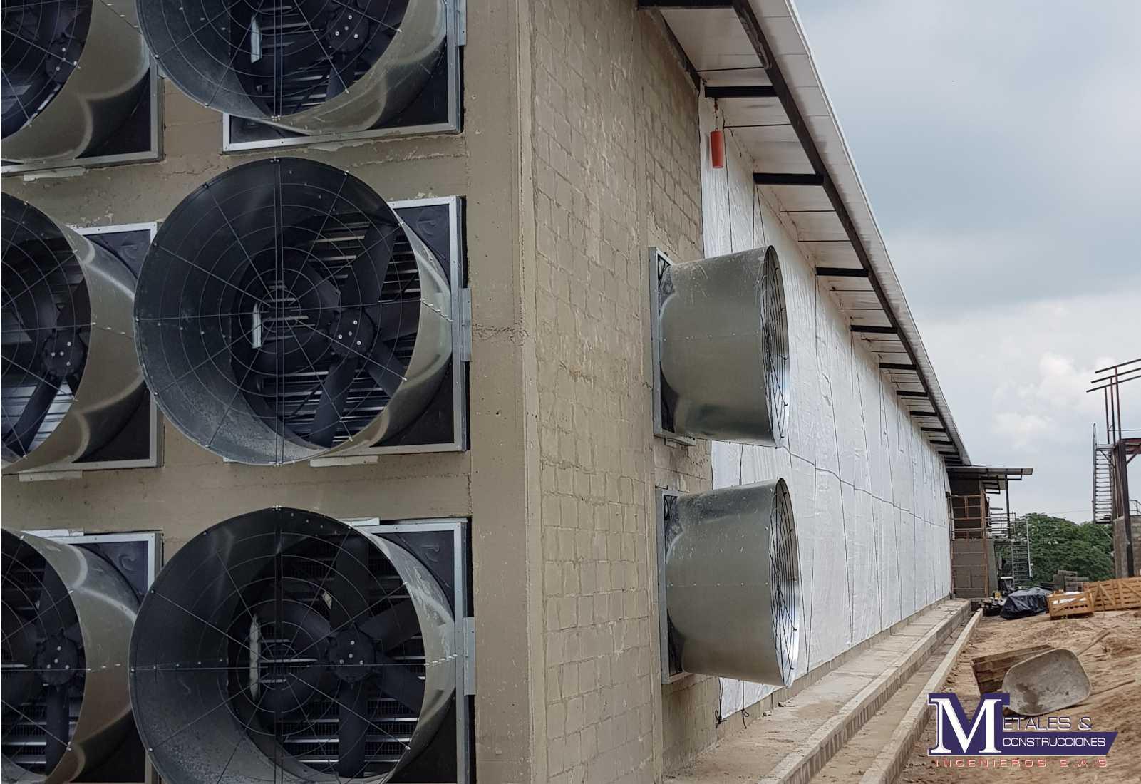 Ambiente Controlado Metales y Construcciones 2006