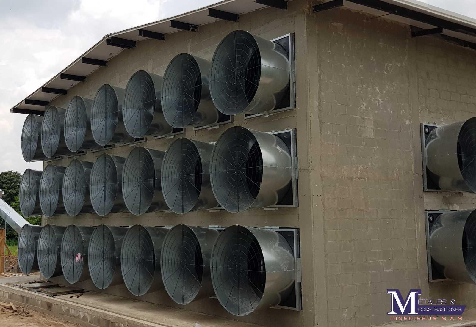 Ambiente Controlado Metales y Construcciones 2007