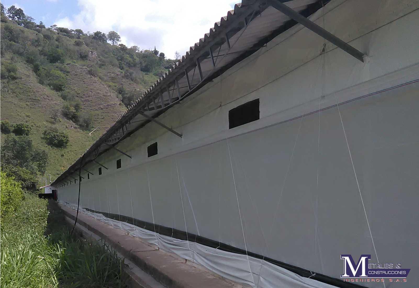 Ambiente Controlado Metales y Construcciones 2008