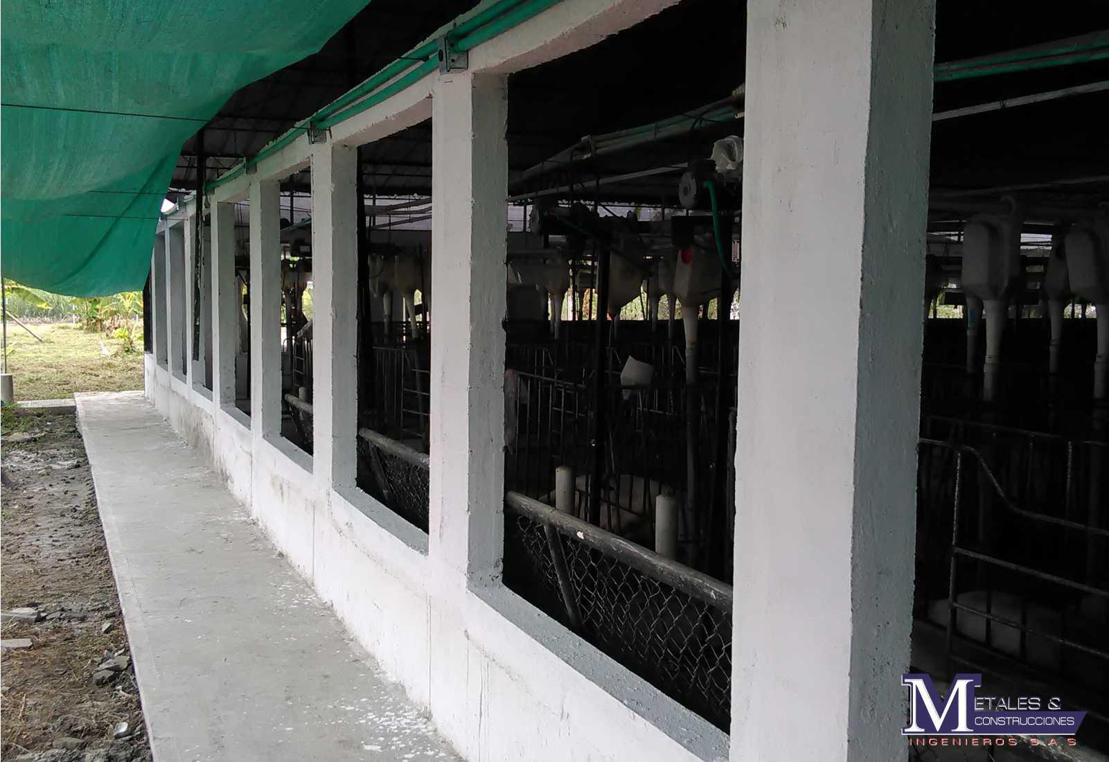 Ambiente Controlado Metales y Construcciones 2010