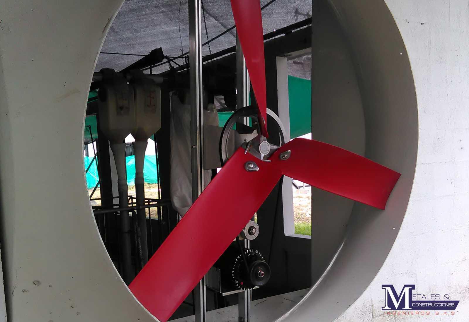 Ambiente Controlado Metales y Construcciones 2011