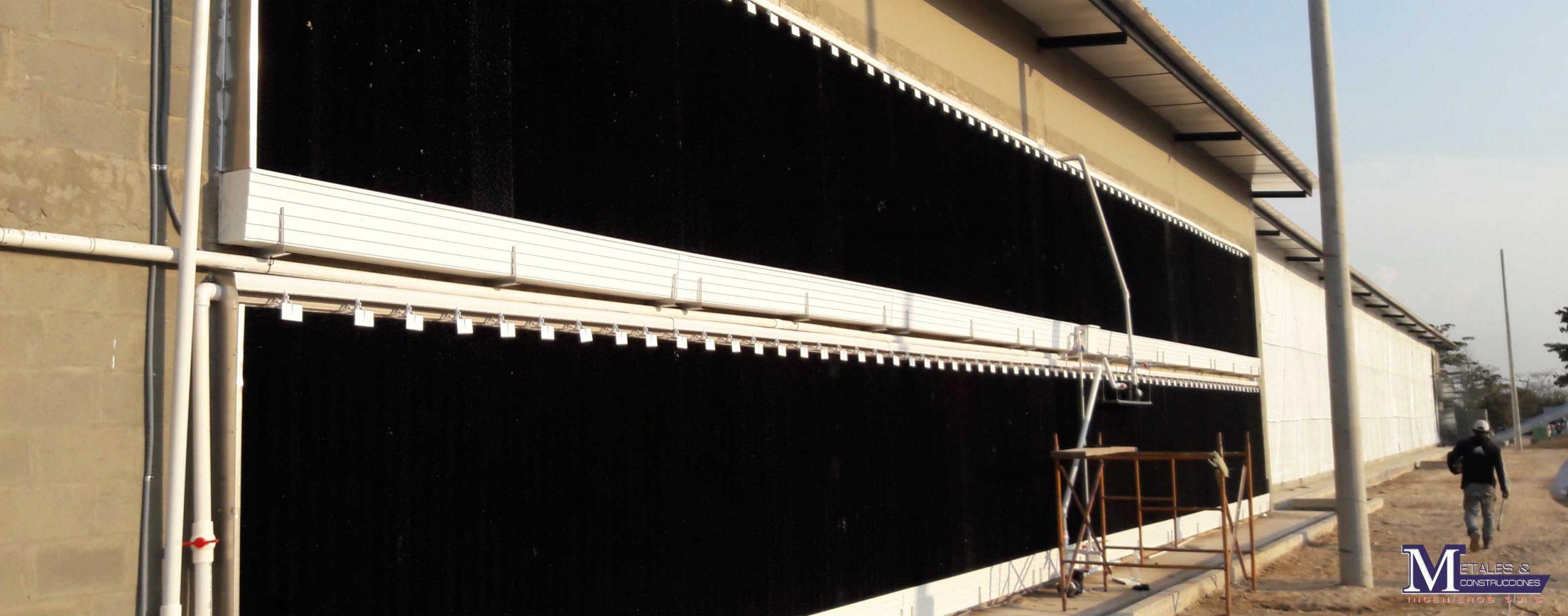 Banner Ambienyr Controlado Metale y Construcciones 2001