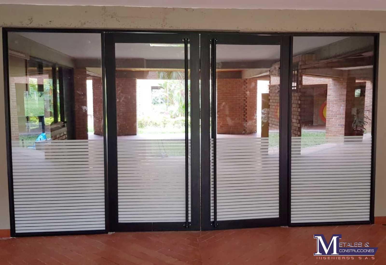Colegios Metales y construcciones 2134