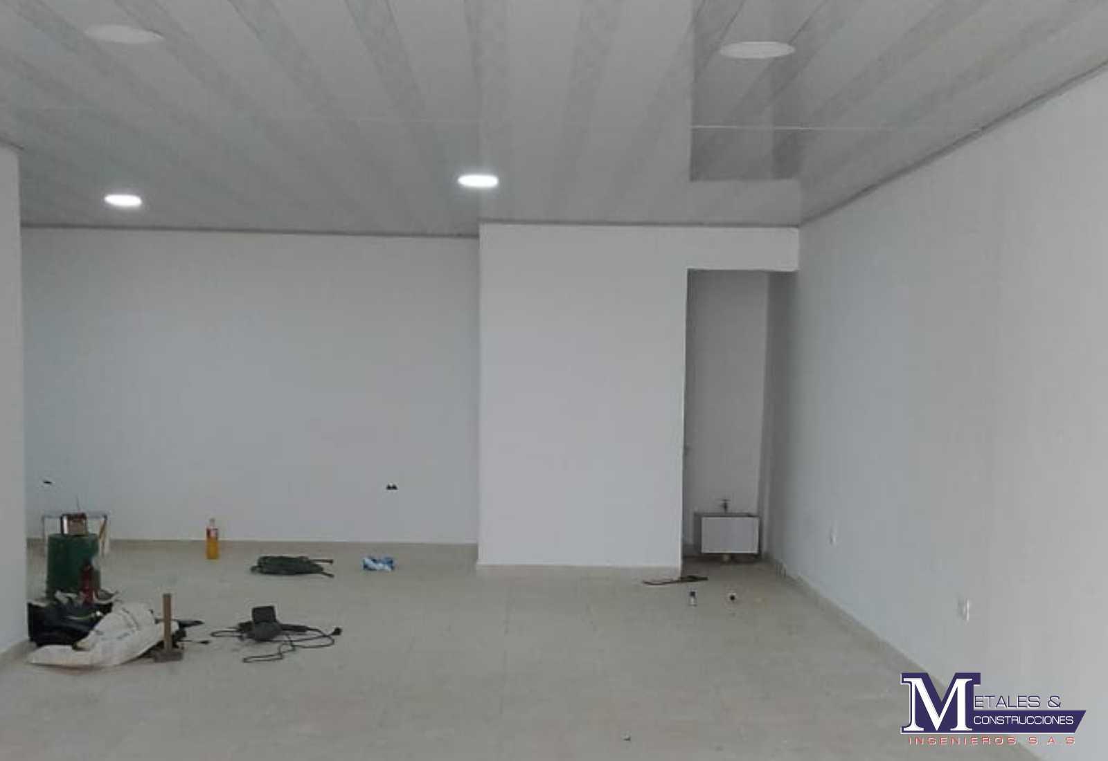 Remodelaciones Metales y construcciones 2101